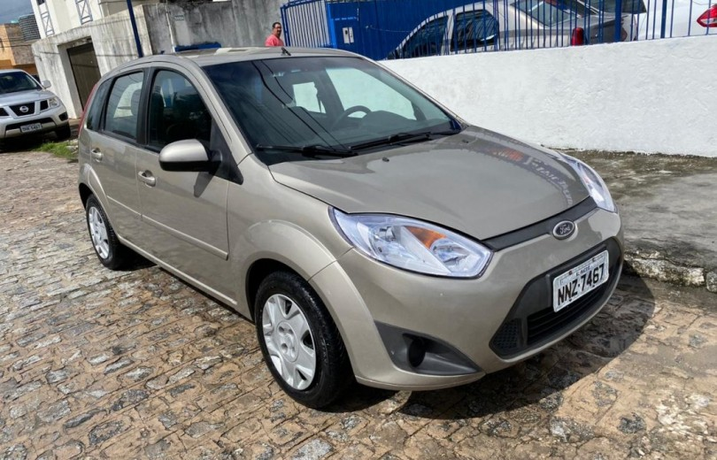 FORD FIESTA 2011 1.0 MPI 8V FLEX 4P MANUAL - Carango 86614 - Foto 5