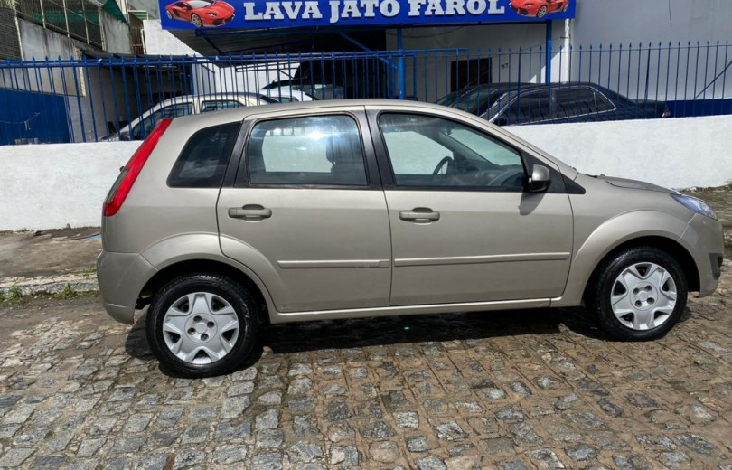 FORD FIESTA 2011 1.0 MPI 8V FLEX 4P MANUAL - Carango 86614 - Foto 8