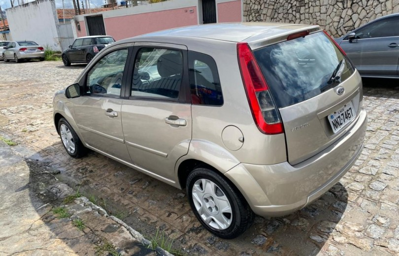 FORD FIESTA 2011 1.0 MPI 8V FLEX 4P MANUAL - Carango 86614 - Foto 9