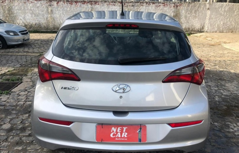 HYUNDAI HB20 2019  1.0 UNIQUE 12V FLEX 4P MANUAL - Carango 86539 - Foto 5