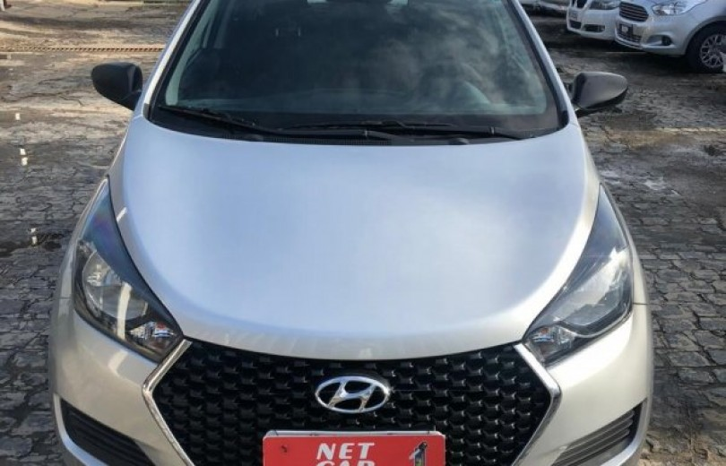 HYUNDAI HB20 2019  1.0 UNIQUE 12V FLEX 4P MANUAL - Carango 86539 - Foto 2