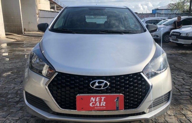 HYUNDAI HB20 2019  1.0 UNIQUE 12V FLEX 4P MANUAL - Carango 86539 - Foto 1