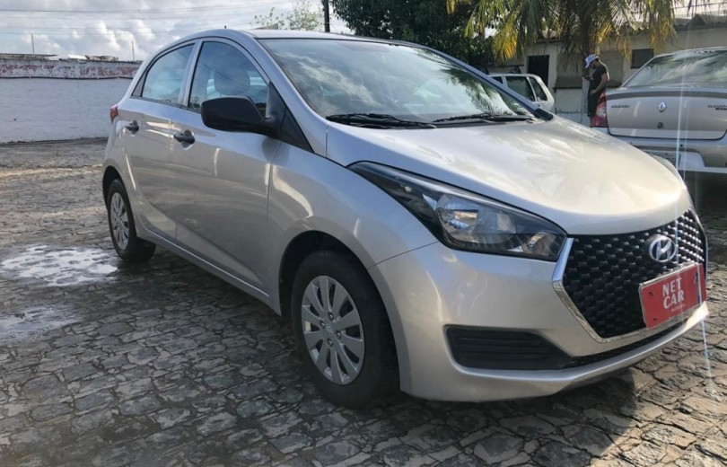 HYUNDAI HB20 2019  1.0 UNIQUE 12V FLEX 4P MANUAL - Carango 86539 - Foto 4