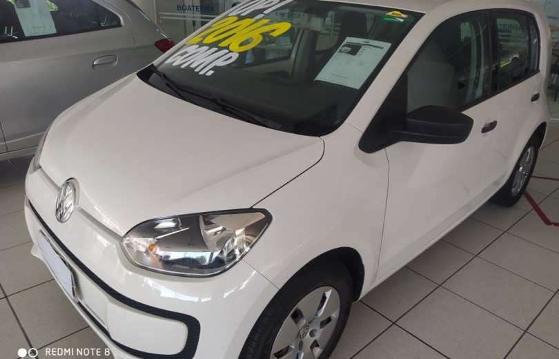 VOLKSWAGEN UP! 2016 1.0 MPI MOVE UP 12V FLEX 4P MANUAL - Carango 86639 - Foto 1