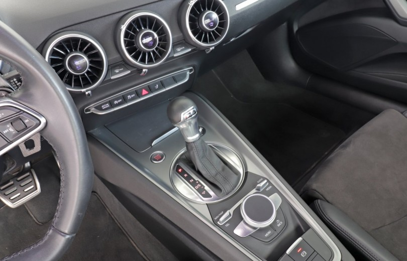 AUDI TT 2016 1.8 20V TURBO GASOLINA 2P MANUAL - Carango 87357 - Foto 7
