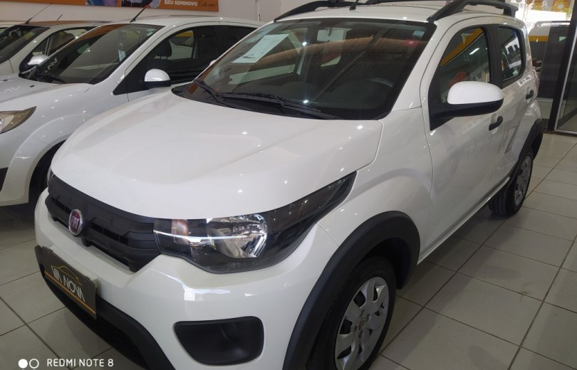 FIAT MOBI 2018 1.0 8V  FLEX WAY MANUAL - Carango 87239 - Foto 5