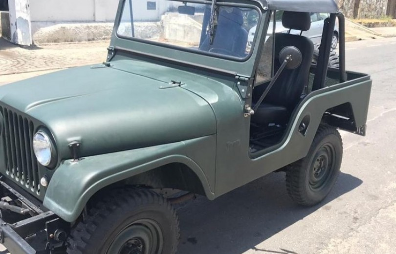 FORD JEEP 1968 CJ-5 - Carango 87199 - Foto 1