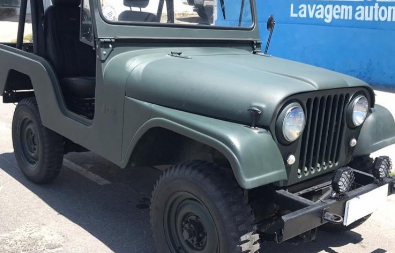 FORD JEEP 1968 CJ-5 - Carango 87199 - Foto 2