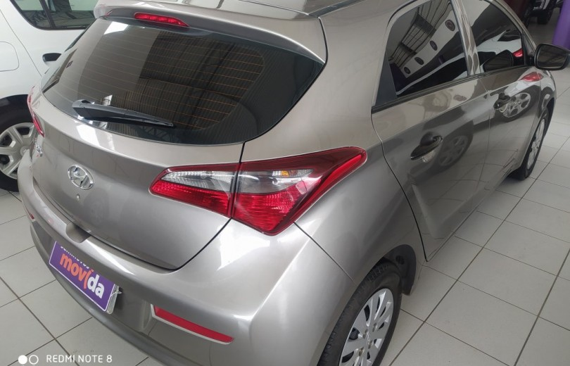 HYUNDAI HB20 2019  1.0 UNIQUE 12V FLEX 4P MANUAL - Carango 87410 - Foto 3