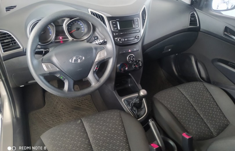 HYUNDAI HB20 2019  1.0 UNIQUE 12V FLEX 4P MANUAL - Carango 87410 - Foto 6