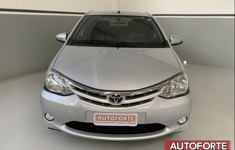 TOYOTA ETIOS 2016 1.5 XLS SEDAN 16V FLEX 4P MANUAL - Carango 87265 - Foto 2