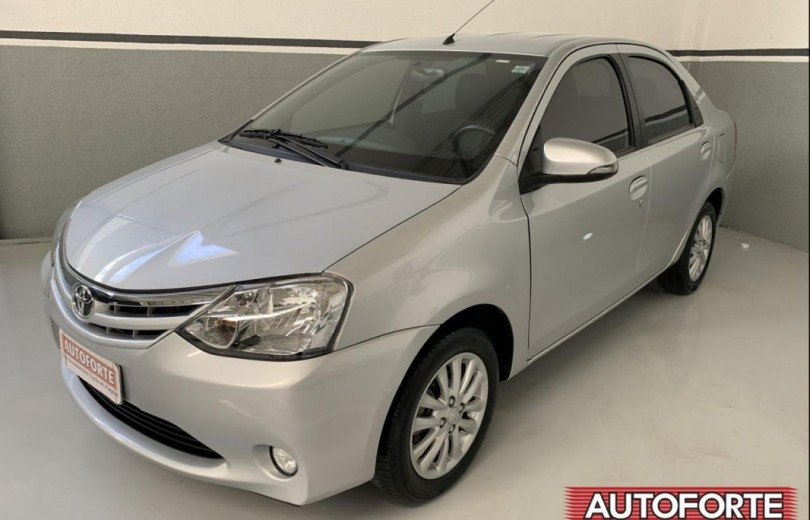 TOYOTA ETIOS 2016 1.5 XLS SEDAN 16V FLEX 4P MANUAL - Carango 87265 - Foto 1