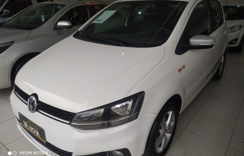 VOLKSWAGEN FOX 2016 1.6 MSI ROCK IN RIO 8V FLEX 4P MANUAL - Carango 87238 - Foto 1
