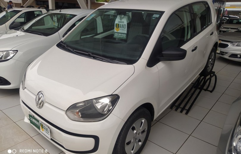 VOLKSWAGEN UP! 2017 1.0 MPI MOVE UP 12V FLEX 4P MANUAL - Carango 87517 - Foto 1