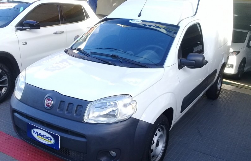 FIAT FIORINO 2019 1.4 MPFI FURGÃO HARD WORKING  8V FLEX 2P MANUAL - Carango 88098 - Foto 1