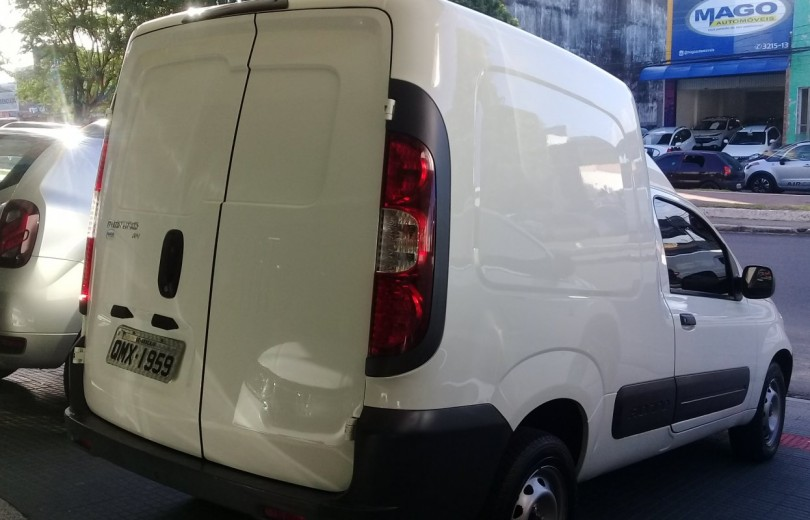FIAT FIORINO 2019 1.4 MPFI FURGÃO HARD WORKING  8V FLEX 2P MANUAL - Carango 88098 - Foto 3