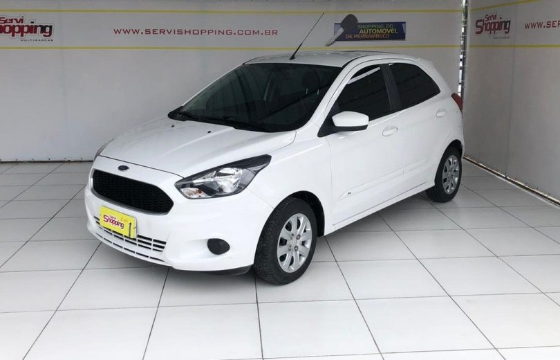 FORD KA + 2017 1.0 TI-VCT FLEX SE MANUAL - Carango 87794 - Foto 1