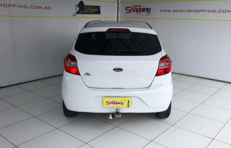 FORD KA + 2017 1.0 TI-VCT FLEX SE MANUAL - Carango 87794 - Foto 4