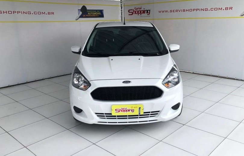 FORD KA + 2017 1.0 TI-VCT FLEX SE MANUAL - Carango 87794 - Foto 2