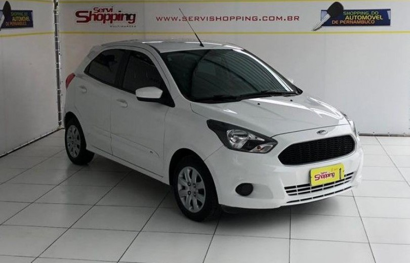 FORD KA + 2017 1.0 TI-VCT FLEX SE MANUAL - Carango 87794 - Foto 3
