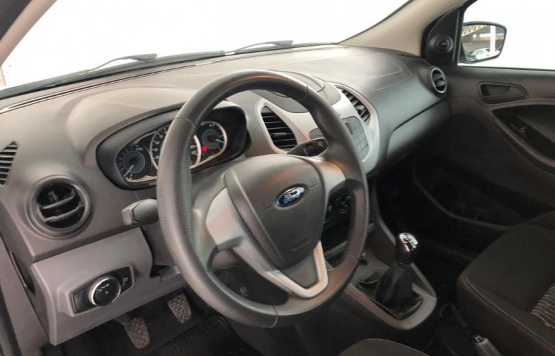 FORD KA + 2017 1.0 TI-VCT FLEX SE MANUAL - Carango 87794 - Foto 8