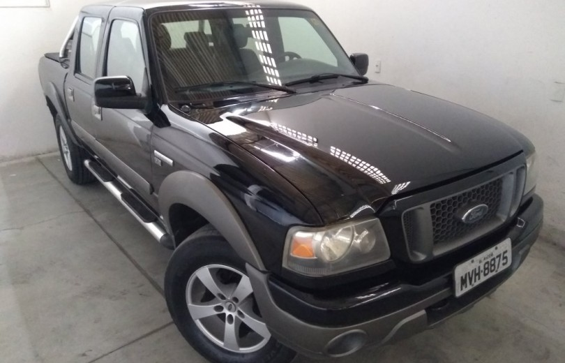FORD RANGER 2007 3.0 XLS 16V 4X4 CD DIESEL 4P MANUAL - Carango 87676 - Foto 2
