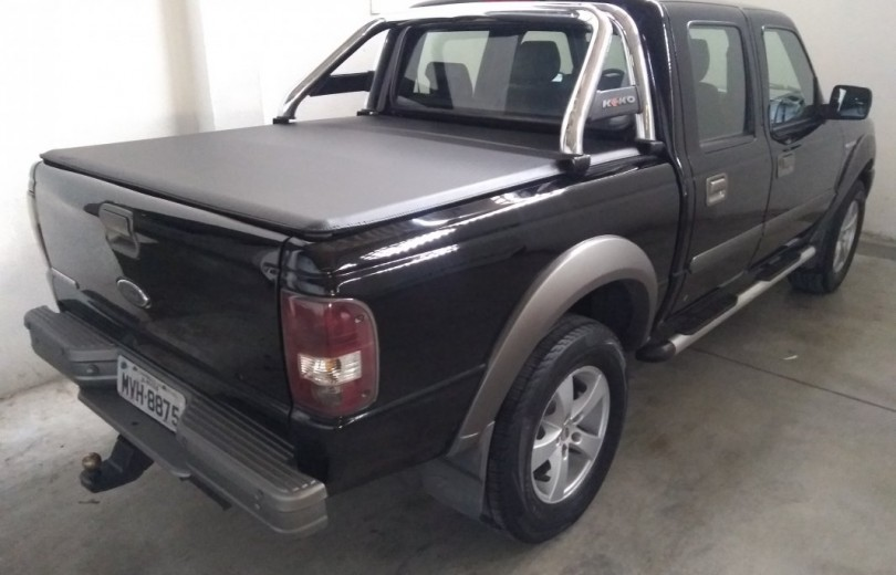 FORD RANGER 2007 3.0 XLS 16V 4X4 CD DIESEL 4P MANUAL - Carango 87676 - Foto 5