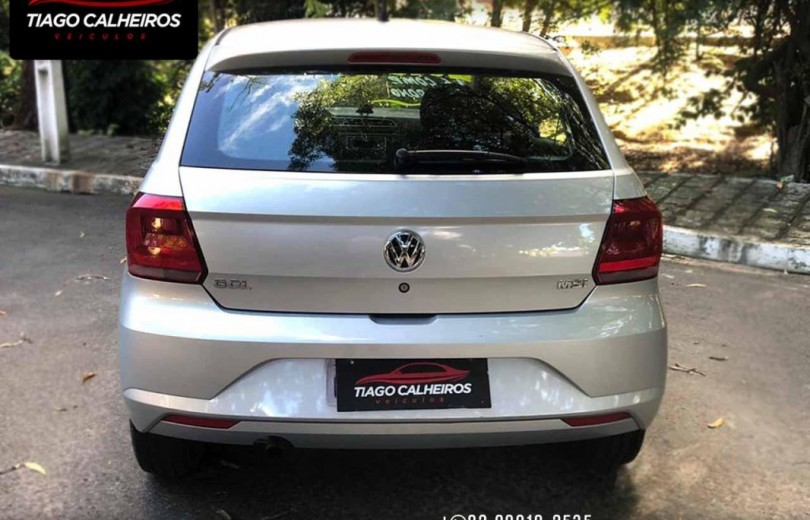 VOLKSWAGEN GOL 2018 1.0 12V MPI TOTALFLEX CITY 4P MANUAL - Carango 88655 - Foto 6