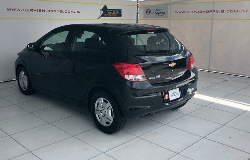 CHEVROLET ONIX 2018 1.0 MPFI JOY 8V FLEX 4P MANUAL - Carango 89212 - Foto 3