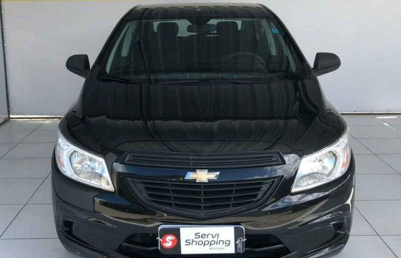 CHEVROLET ONIX 2018 1.0 MPFI JOY 8V FLEX 4P MANUAL - Carango 89212 - Foto 2