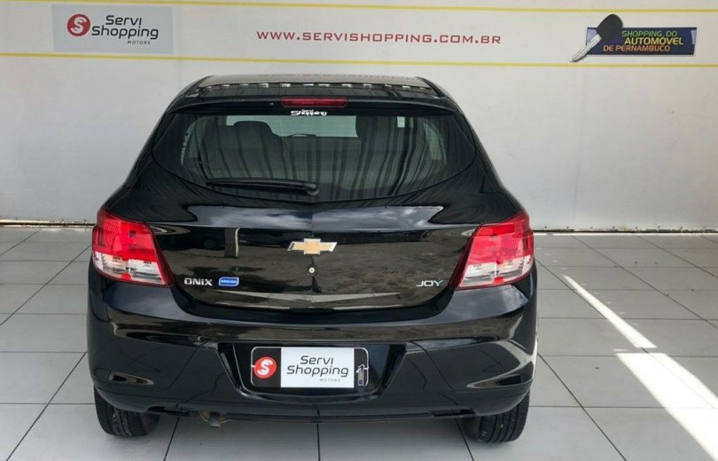 CHEVROLET ONIX 2018 1.0 MPFI JOY 8V FLEX 4P MANUAL - Carango 89212 - Foto 4