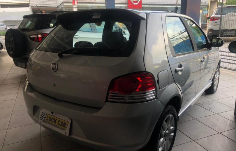 FIAT PALIO 2011 1.4 MPI ATTRACTIVE 8V FLEX 4P MANUAL - Carango 89294 - Foto 3