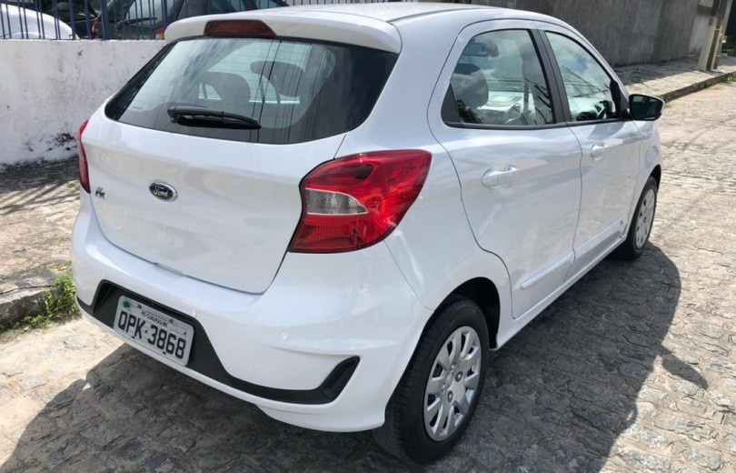 FORD KA 2019 1.0 SE HATCH 4P MANUAL  - Carango 89254 - Foto 3
