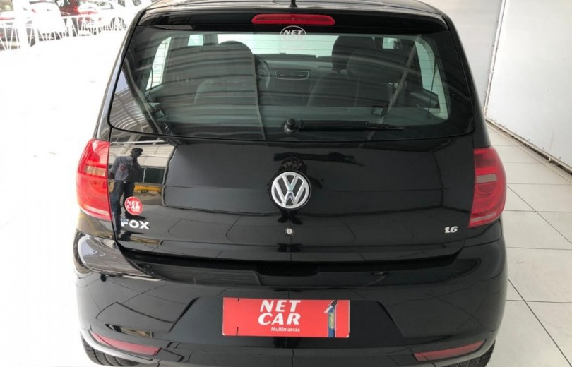VOLKSWAGEN FOX 2013 1.0 MI 8V TOTAL FLEX 2P MANUAL - Carango 89300 - Foto 5