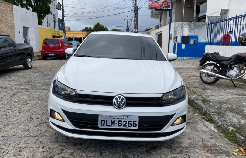 VOLKSWAGEN POLO 2019 1.6 MSI TOTAL FLEX MANUAL - Carango 89401 - Foto 2