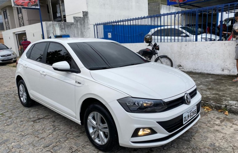 VOLKSWAGEN POLO 2019 1.6 MSI TOTAL FLEX MANUAL - Carango 89401 - Foto 7