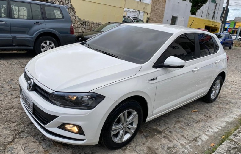 VOLKSWAGEN POLO 2019 1.6 MSI TOTAL FLEX MANUAL - Carango 89401 - Foto 1