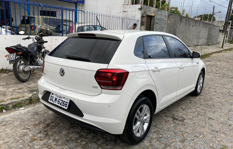 VOLKSWAGEN POLO 2019 1.6 MSI TOTAL FLEX MANUAL - Carango 89401 - Foto 3