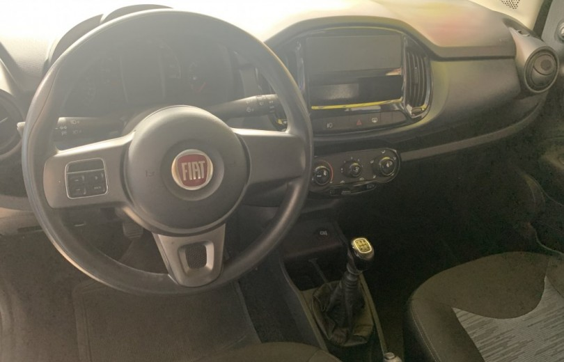 FIAT UNO 2016 1.0 EVO ATTRACTIVE 8V FLEX 4P MANUAL - Carango 90054 - Foto 7