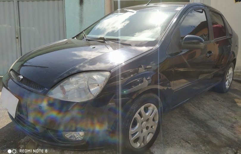 FORD FIESTA 2007 1.6 MPI SEDAN CLASS 8V FLEX 4P MANUAL - Carango 89769 - Foto 1