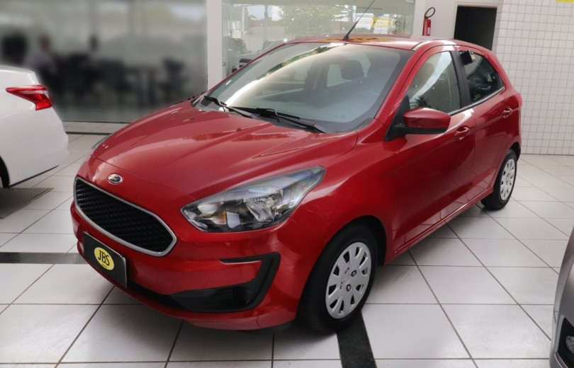 FORD KA 2019 1.0 12V FLEX 4P MANUAL - Carango 89771 - Foto 1