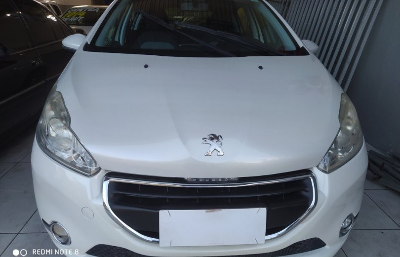 PEUGEOT 208 2015 1.5 ACTIVE PACK 8V FLEX 4P MANUAL - Carango 89694 - Foto 2