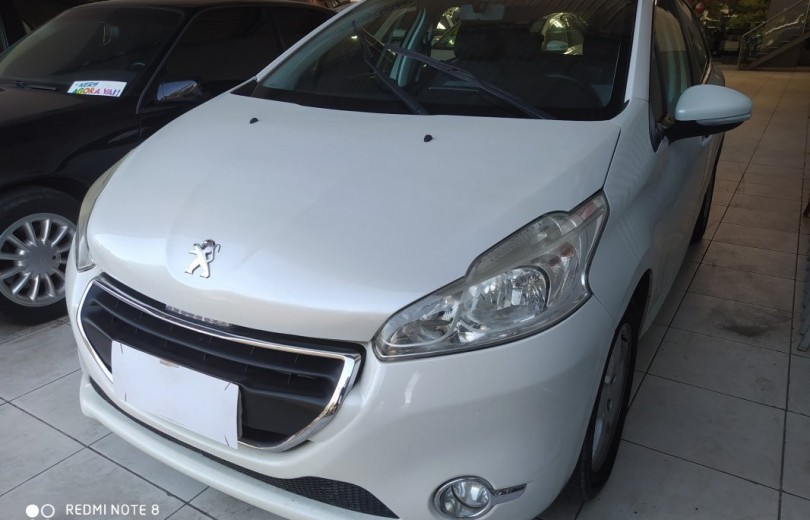 PEUGEOT 208 2015 1.5 ACTIVE PACK 8V FLEX 4P MANUAL - Carango 89694 - Foto 5