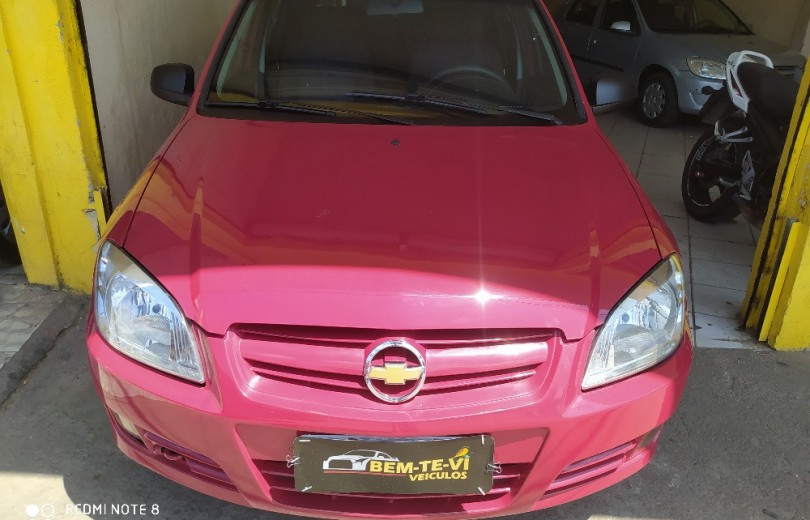 CHEVROLET CELTA 2010 1.0 MPFI SPIRIT 8V FLEXPOWER 4P MANUAL - Carango 90126 - Foto 2
