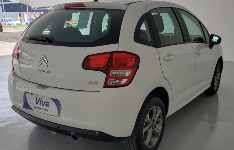 CITROËN C3 2016 1.5 ATTRACTION 8V FLEX 4P MANUAL  - Carango 90387 - Foto 3