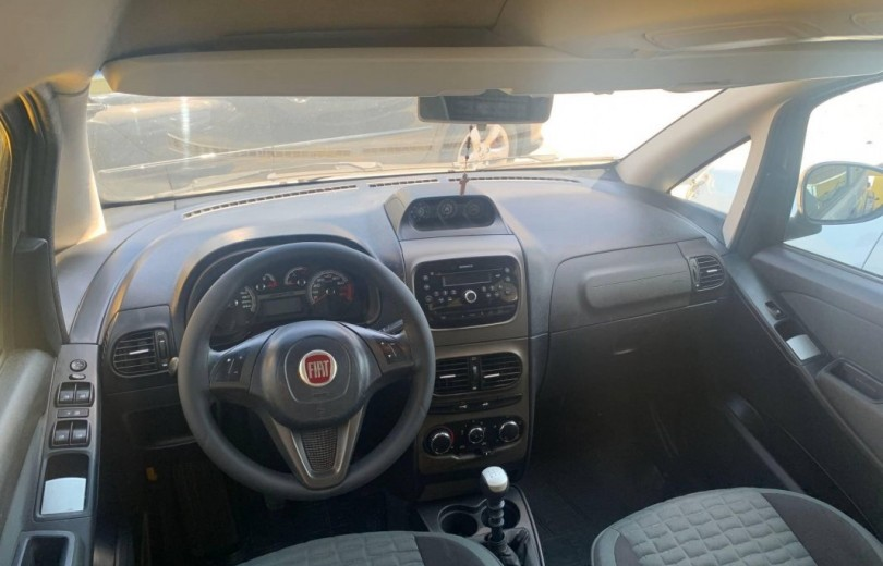 FIAT IDEA 2014 1.8 MPI ADVENTURE 16V FLEX 4P MANUAL - Carango 90360 - Foto 6