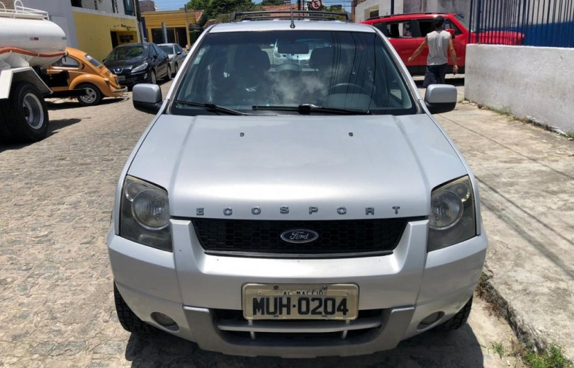 FORD ECOSPORT 2007 1.6 XLT FREESTYLE 8V FLEX 4P MANUAL - Carango 90571 - Foto 2