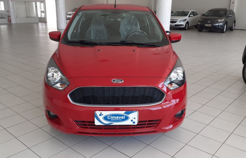 FORD KA 2018 1.0 12V FLEX 4P MANUAL - Carango 90589 - Foto 2