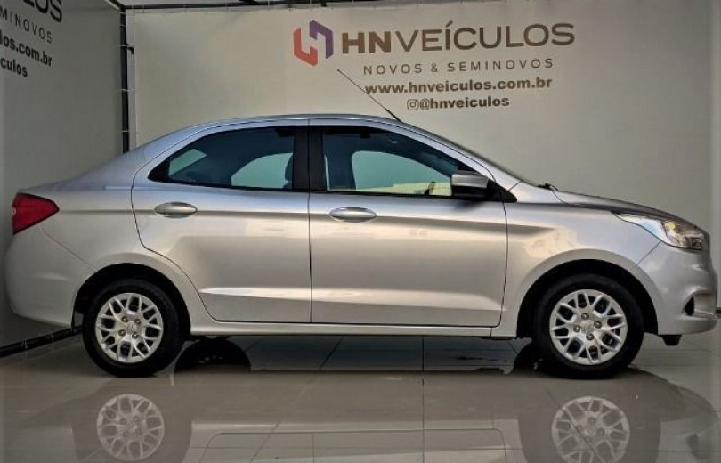 FORD KA + 2018 1.0 TI-VCT FLEX SE MANUAL - Carango 90152 - Foto 3
