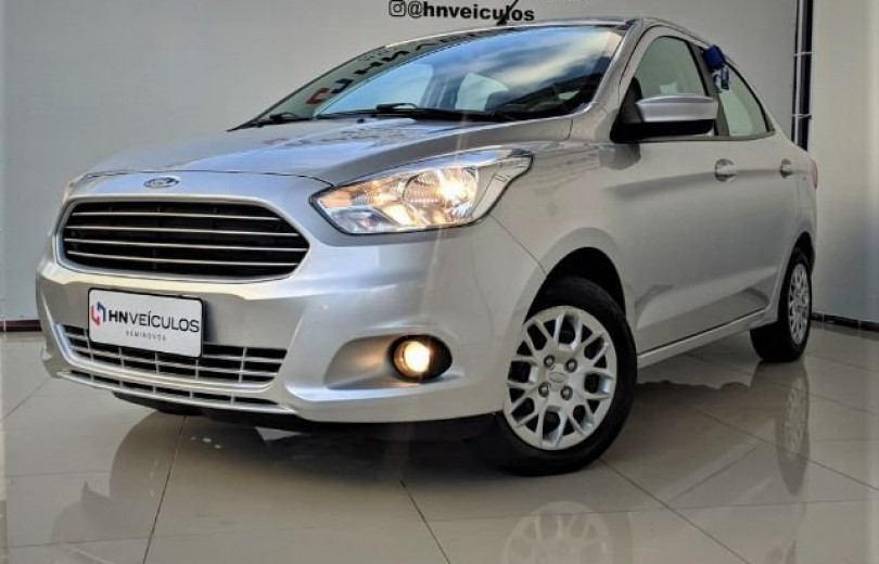 FORD KA + 2018 1.0 TI-VCT FLEX SE MANUAL - Carango 90152 - Foto 1